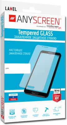 Защитное стекло Lamel Tempered GLASS для iPhone 6 iPhone 6S makibes tempered glass screen protector for iphone6 6s