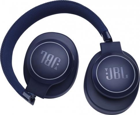 Наушники JBL Наушники беспроводные JBL Live 500BT, голубые цена