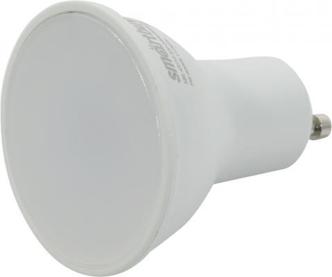 Лампа светодиодная полусфера Smart Buy SBL-GU10-07-60K-N GU10 7W 6000K