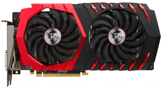 Видеокарта 4096Mb MSI RX 570 PCI-E HDMI DVI DP HDCP RX 570 GAMING X 4G Retail из ремонта