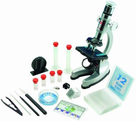 Набор EDU-TOYS MS907 Микроскоп (кейс) наборы для творчества edu toys творческий набор динозавр