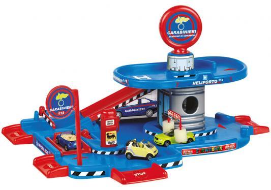 Купить Игровой набор FARO 706 Гараж 2 уровня, Пластик, Для мальчиков, Гаражи, парковки, треки