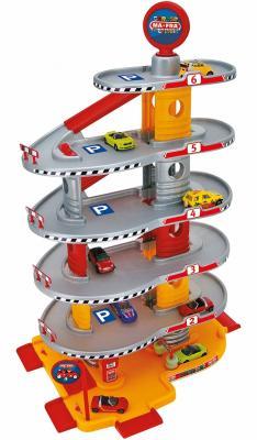 Купить Игровой набор FARO 705 Гараж 6 уровней 69см, Пластик, Для мальчиков, Гаражи, парковки, треки