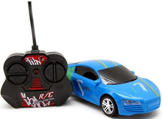 Автомобиль Balbi RCS-2402 BLA пластик, металл от 3 лет синий машинка на радиоуправлении balbi автомобиль красный от 5 лет пластик металл rcs 2401 c