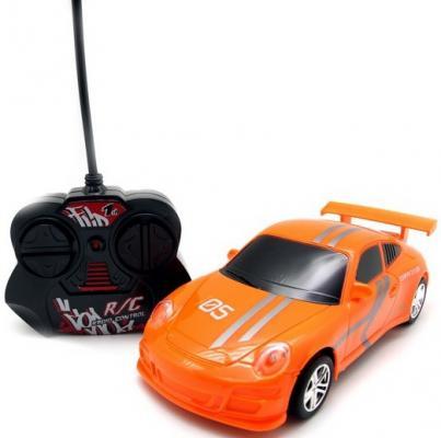 Автомобиль Balbi RCS-2402 OP пластик, металл от 3 лет оранжевый военный автомобиль на радиоуправлении tongde в72398 пластик от 3 лет зелёный