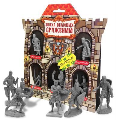 Купить Игровой набор Биплант Крестоносцы №2 5 предметов, для мальчика, Игровые наборы для мальчиков