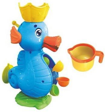 Купить Игрушка БИПЛАНТ 12111 Морской конек №1, Биплант, разноцветный, пластик, унисекс, Интерактивные игрушки