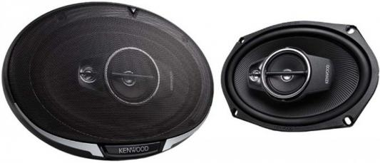 Колонки автомобильные Kenwood KFC-PS6996 650Вт 88дБ 4Ом 15x23см (6x9дюйм) (ком.:2кол.) коаксиальные пятиполосные колонки автомобильные kenwood kfc s1676ex