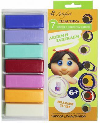 Купить Набор для творчества ARTIFACT 7507-58 7 цветов с эффектом Шифон, Творческие наборы