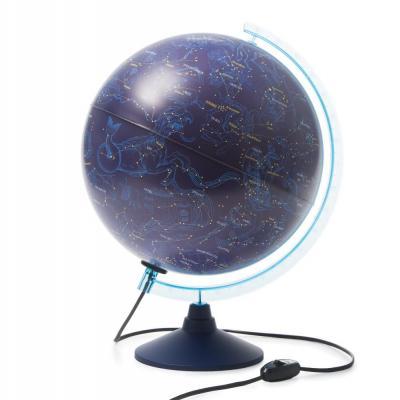 Купить Глобус GLOBEN Ке013200277 Звездное небо с подсветкой 32 Классик Евро, Пластик, Для всех, Глобусы