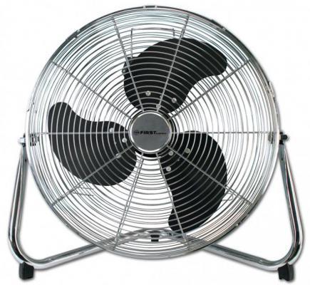 5563 Вентилятор напольный FIRST Мощность  65 Вт.Диаметр 16&quot,&quot, / 40 см.Металлический корпус .