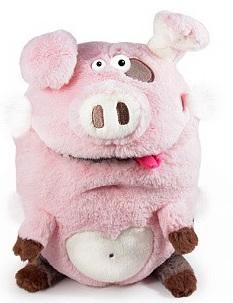 Купить Мягкая игрушка BUDI BASA KRp-26 Свинка 26 см, Животные