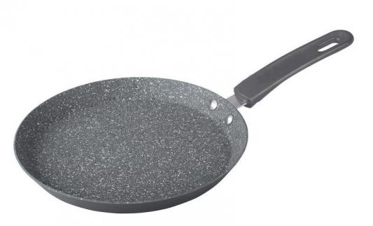 7952-BK Сковорода блинная с мраморным покр BEKKER Диаметр 24 см, толщина дна 2,5 мм. цена и фото
