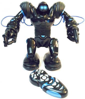 Интерактивный робот WOWWEE Робосапиен двигающийся на радиоуправлении роботы wowwee робот краб