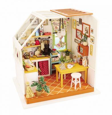 Конструктор DIY HOUSE Кухня diy diamond painting 5d unfinish diy cubezd001095