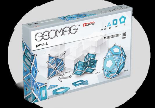 Магнитный конструктор Geomag Pro-L 110 элементов geomag конструктор магнитный geomag pro l 110 деталей