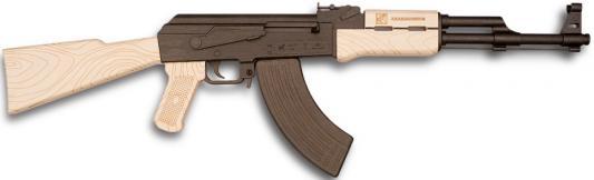 Деревянный конструктор Targ АК-47 96 элементов