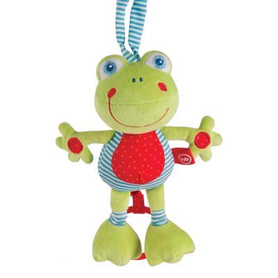 Купить Интерактивная игрушка Happy Baby FROLIC FROGLING с рождения, разноцветный, полиэстер, унисекс, Игрушки-подвески