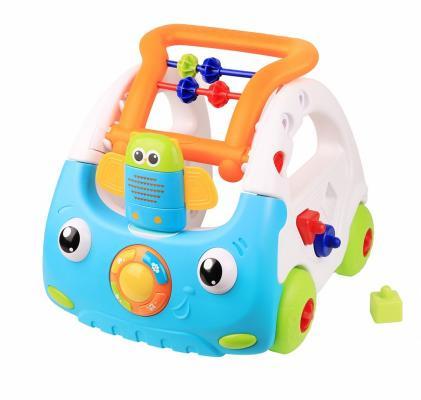 Купить Интерактивная игрушка Happy Baby BOGGI с рождения, разноцветный, пластик, унисекс, Интерактивные игрушки