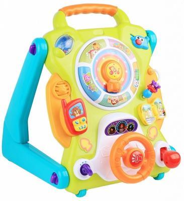 Купить Развивающая игра HAPPY BABY 330904 IQ-CENTER, Развивающие центры для малышей