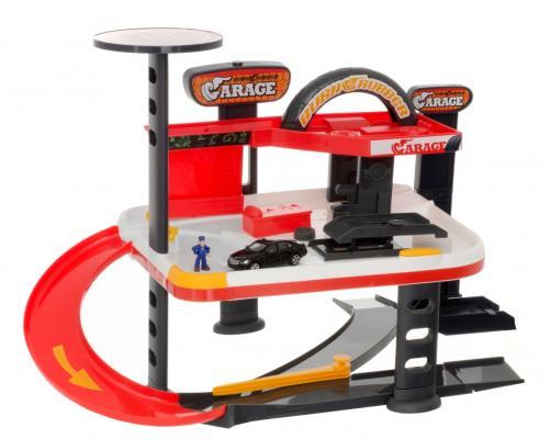 Купить Игровой набор TEAMSTERZ 1415943.00 Гараж, Пластик, металл, Для мальчиков, Гаражи, парковки, треки