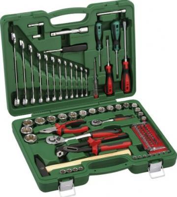Набор инструментов СТАНКОИМПОРТ НАБ.14.12.87  профнабор 87 предметов (Станкоимпорт) Угра инструменты для