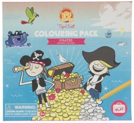 Купить Набор для творчества TIGER TRIBE Пираты 6 цветов, Прочие краски