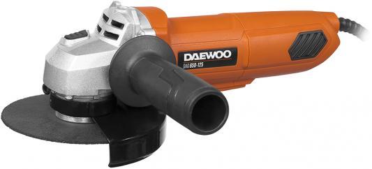 цена на УШМ (болгарка) DAEWOO DAG 650-125 650Вт 11000об/мин