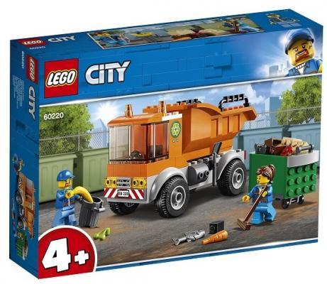 Купить Конструктор LEGO Транспорт: Мусоровоз 90 элементов, Конструкторы