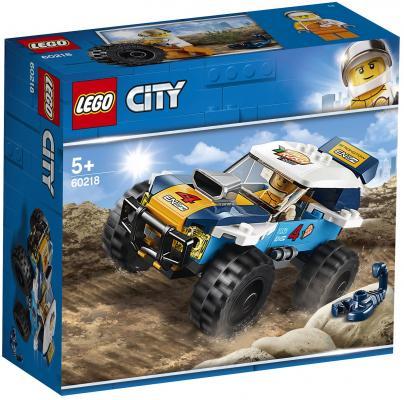 Конструктор LEGO Участник гонки в пустыне 75 элементов lego creator 31040 гонки в пустыне