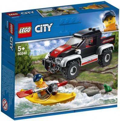 Купить Конструктор LEGO Сплав на байдарке 84 элемента, Конструкторы