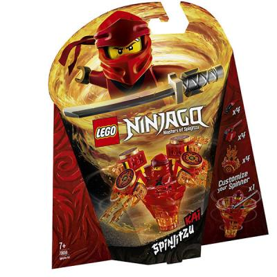 Купить Конструктор LEGO Кай: мастер Кружитцу 97 элементов, Конструкторы
