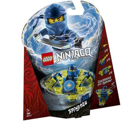 Купить Конструктор LEGO Джей: мастер Кружитцу 97 элементов, Конструкторы