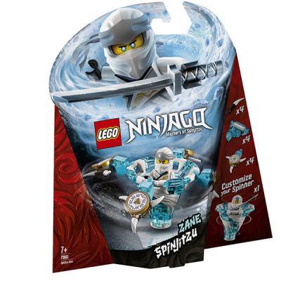 Купить Конструктор LEGO Зейн: мастер Кружитцу 109 элементов, Конструкторы