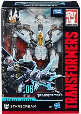 Игрушка Hasbro Transformers трансформер КОЛЛЕКЦИОННЫЙ 26 см Старскример