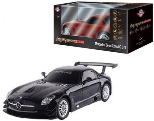 Автомобиль Wincars Mercedes Benz SLS AMG GT3 пластик, металл от 6 лет в ассортименте военный автомобиль на радиоуправлении tongde в72398 пластик от 3 лет зелёный