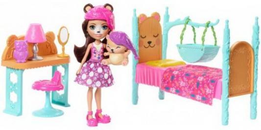 Купить Enchantimals® Сюжетные игровые наборы, MATTEL, для девочки, Прочие игровые наборы