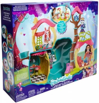Купить Игрушка MATTEL Enchantimals Лесной замок, для девочки, Прочие игровые наборы