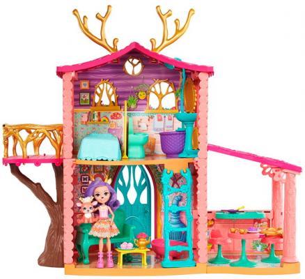 Купить Enchantimals® Домик Данессы Оленни, MATTEL, для девочки, Прочие игровые наборы