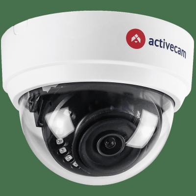 Фото - Камера видеонаблюдения ActiveCam AC-H2D1 2.8-2.8мм камера видеонаблюдения svplus svip pt300 dog