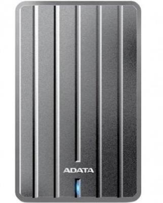 Жесткий диск A-Data USB 3.0 1Tb AHC660-1TU31-CGY HC660 DashDrive Durable 2.5 серый