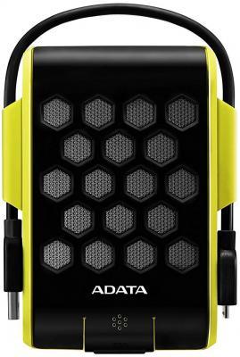 Фото - Жесткий диск A-Data USB 3.0 2Tb AHD720-2TU31-CGN HD720 DashDrive Durable (5400rpm) 2.5 зеленый жесткий диск a data usb 3 0 2tb ahd720 2tu31 cbk hd720 dashdrive durable 2 5 черный