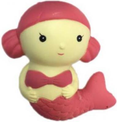 1toy игрушка-антистресс мммняшка squishy (сквиши), русалочка большая, 11,5 см 1toy игрушка антистресс мммняшка squishy сквиши ананас 45 7 гр 16 7 7