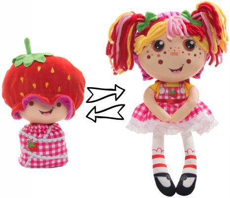 Мягкая игрушка кукла 1toy Девчушка-Вывернушка. Ксюшка, плюш 38 см мягкая игрушка девчушка вывернушка ксюшка 2в1 23 38 см