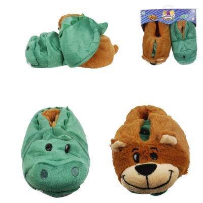 Купить Вывертапки Крокодил-Медведь 1toy Крокодил-Медведь текстиль зеленый коричневый 28-30 см, коричневый, зеленый, Интерактивные мягкие игрушки