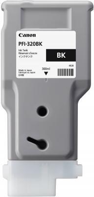 Картридж струйный Canon PFI-320 BK 2890C001 черный для Canon ТМ-серия