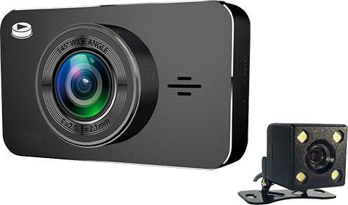 Видеорегистратор Playme Netton черный 2Mpix 1920x1080 1080p 145гр. MSC8328P playme uni черный