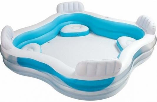 Надувной бассейн Intex Семейный с56475 бассейн надувной intex easy 28144 56930