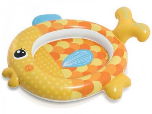 Надувной бассейн Intex Золотая рыбка с57111