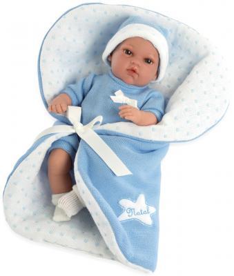 Купить Пупс Arias Elegance 33 см плачущая, винил, текстиль, Классические куклы и пупсы